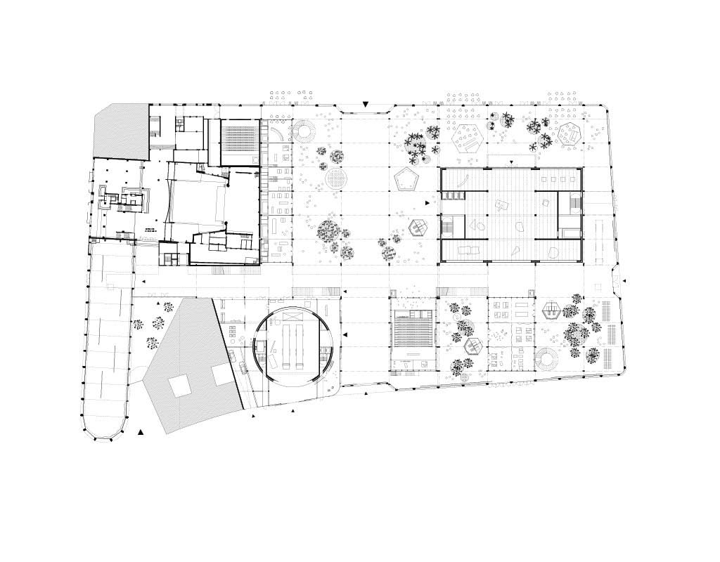 Office Floor Plan App: Projects
