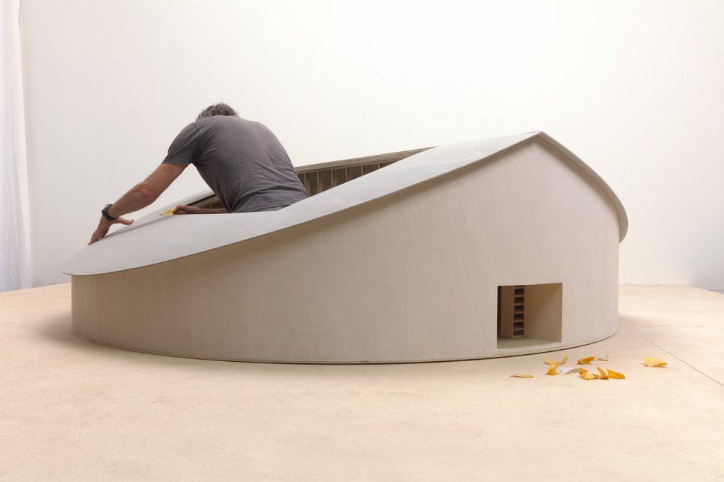 Composite Presence, Flanders Architectur e Institute © Bovenbouw Architectuur